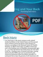 Back Safety 2