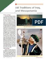 Vedic Yezidi Traditions of Iraq, Syria and Mesopotamia