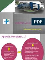 Akreditasi Rs Versi 2012 Dr Aumas