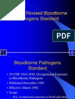 Bloodborne Pathogens Hospitals