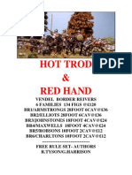 Hot Trod Free Rules