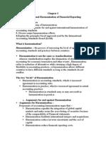 International Harmonization of Financial Reporting (2)