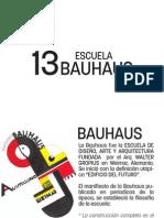Bauhaus Siglo XX