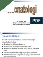 Neonatologi Revisi Dr Zuraida