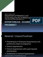 Hypertensive Disorders of Pregnancy Blok 25