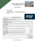 Oferta Aluminios Arquitectonicos