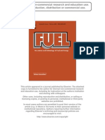 FUEL_Microwave Pyrolysis of Waste Oil