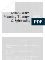 Logotherapy Meaning Therapy and Spirituality.ppt [Compatibility Mode]
