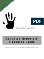 mi child abuseneglect handbook