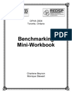 Bench Marking Workbook