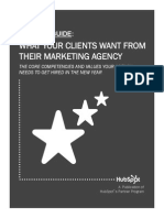 What Your Clients Want From Their Marketing Agency