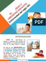 Sobrepeso y Obesidad Infantil