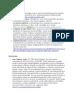 Definiciones e Informaciones