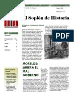 Periodico de la epoca colonial en mexico
