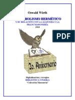 El Simbolismo Hermetico Oswald Wirth.doc