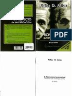 Arias 2012 El Proyecto de Investigacion