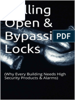 Drilling Open & Bypassing Locks