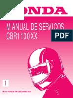 Manual Tecnico CBR1100XX