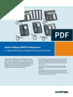 D4000 Data Sheet