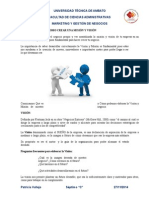 comocrearunamisinyvisin-121201145337-phpapp01
