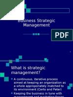 Strategic Management Nayana