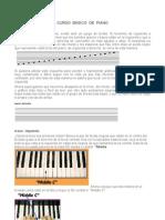 CURSO  BÁSICO  DE  PIANO