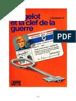 Lieutenant X Langelot 36 Langelot et la clef de guerre 1982.doc