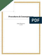 EDU 206 Procedures