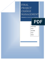 Change Management Final Project Report (1) (1)