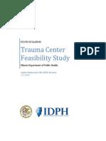 Trauma Center Feasibility Study