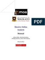 MOA - Massive Online Analysis Manual
