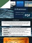 E-Portfolio, EFL Blogging School