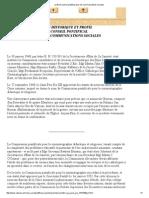 Profil Du Conseil Pontifical Pour Les Communications Sociales