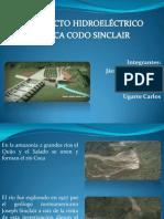 Proyecto Coca Codo Sinclair