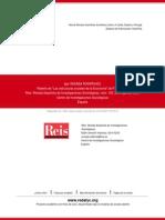 Comentario Libro estructura sociales de la economia