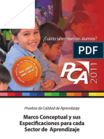 Marco Pca 2011