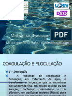 Mini-curso Tratamento de Águas 2 Dia