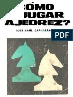 Jugar Ajedrez