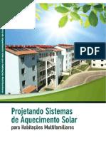 Manual Aquecimento Solar Residencia