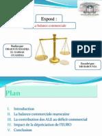 La Balance Commerciale (1)