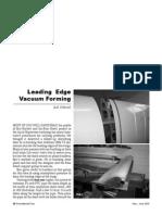 Leading Edge Vacuum Forming