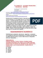 EXAMEN Resuelto Del SENESCYT - 380 Paginas