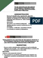 Administración, Marketing, Finanzas y Negocios.ppt