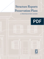 Hawkins Historic Stucture Reports and Preservation Plans 2007