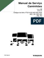 Conheça os códigos de falhas dos caminhões Mercedes