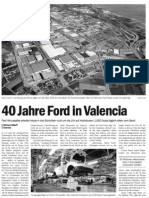 Ford in Valencia