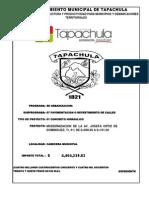 JOSEFA ORTIZ Tr.1  161.00 X 13 (0+000.00 A 0+161.00) ENTREGA DIGITAL