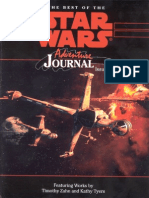WEG40129 - Star Wars D6 - Adventure Journal 1-4