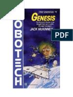 Robotech01 Saga de Macross - Genesis