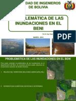 Inundaciones BENI 2014-SIB